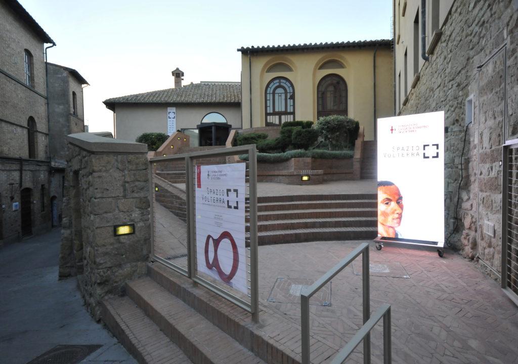 Spazio Volterra Prosegue Lapertura Delle Mostre Fondazione