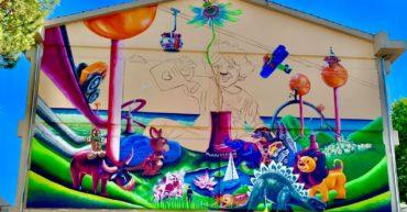Murale castelnuovo