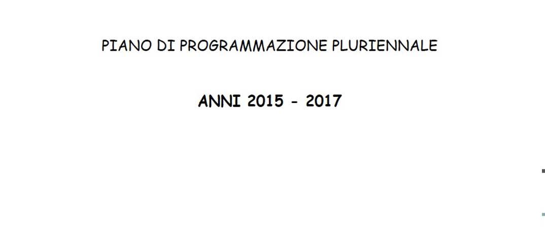 programmazione-pluriennale